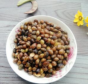 酱烧扁豆的家常做法
