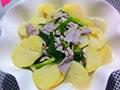 土豆肉片汤的做法