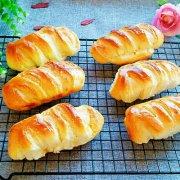 奶香椰蓉小面包的做法
