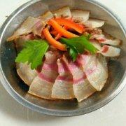 蒸腊肉的做法