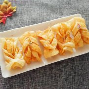 姜汁排叉的做法