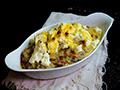 奶酪焗土豆泥的做法