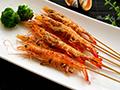 海盐烤大虾的做法
